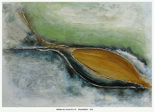 Marc de Graeve, Abstract #088, Abstract art, Miscellaneous Landscapes, Neo-Expressionism, Expressionism