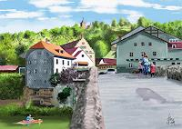 Kay-Landscapes-Hills-People-Children-Contemporary-Art-Contemporary-Art