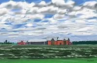 Kay-Landscapes-Plains-Nature-Earth-Contemporary-Art-Contemporary-Art