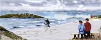 Kay-Landscapes-Sea-Ocean-Miscellaneous-People-Contemporary-Art-Contemporary-Art