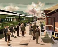 Kay-Traffic-Railway-Miscellaneous-People-Contemporary-Art-Contemporary-Art