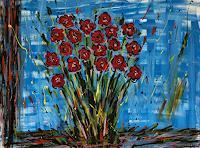 Godi-Tresch-Plants-Flowers-Nature-Modern-Age-Abstract-Art