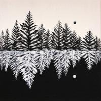 Godi-Tresch-Nature-Wood-Plants-Modern-Age-Abstract-Art
