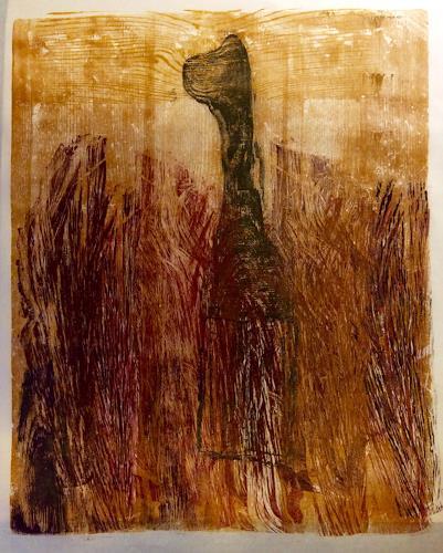 Sabine Müller, Arbeit aus der Serie, Abstract art, Nature: Miscellaneous