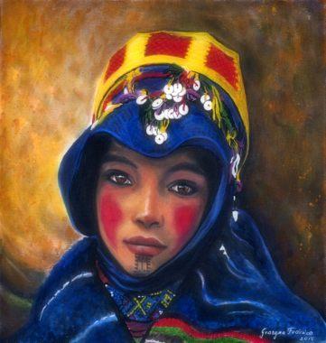 Art by Grazyna Federico