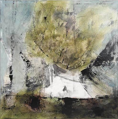 Christiane Mohr, Zauberwald, Fairy tales, Fairy tales, Abstract Expressionism