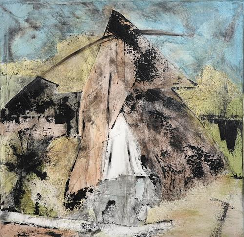 Christiane Mohr, Zauberhaus, Fairy tales, Contemporary Art
