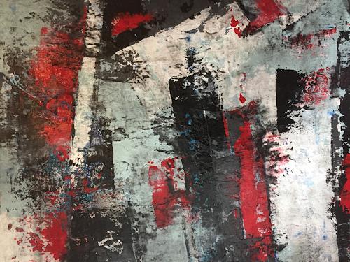 Christiane Mohr, OT, Abstract art, Abstract Art