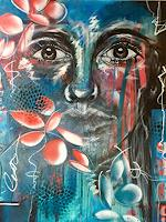 Christiane-Mohr-People-People-Faces-Modern-Age-Abstract-Art