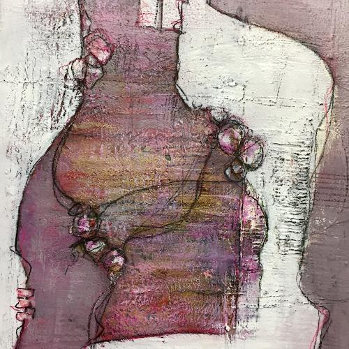 Christiane Mohr, N/T, Abstract art, Abstract Art, Expressionism