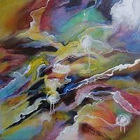 Susanne-Geyer-Abstract-art-Modern-Age-Abstract-Art-Non-Objectivism--Informel-