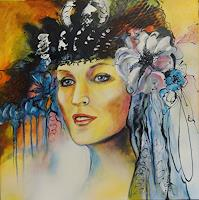 Susanne-Geyer-People-Faces-Fantasy-Contemporary-Art-Contemporary-Art
