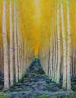 Susanne-Geyer-Landscapes-Spring-Nature-Wood-Contemporary-Art-Contemporary-Art