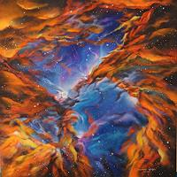 Susanne-Geyer-Outer-space-Stars-Contemporary-Art-Contemporary-Art