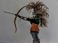 Susanne-Geyer-People-Women-Fantasy-Contemporary-Art-Contemporary-Art