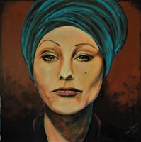 Susanne-Geyer-People-Women-People-Portraits-Contemporary-Art-Contemporary-Art