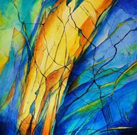 Susanne Geyer, Into a stone