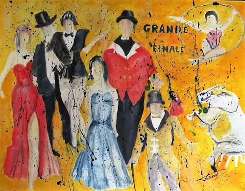 Leon4, Grande Finale, Circus, Contemporary Art