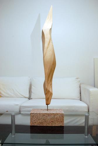 Alex &  Meranolit, Kastanienbaum im Licht, Abstract art, Circus, Conceptual Art