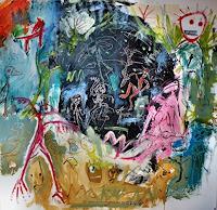 Reinhard-Stammer-Burlesque-Abstract-art