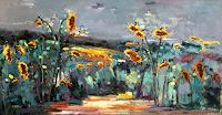 jingshen-you-Plants-Decorative-Art-Modern-Age-Impressionism