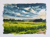wim-van-de-wege-Landscapes-Landscapes-Summer-Modern-Age-Impressionism