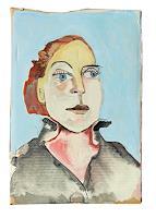 V. Koch, Blaue Augen