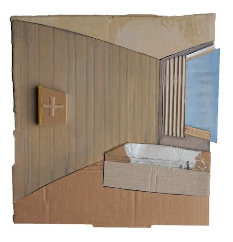 Victor Koch, Verbandszimmer, Architecture, Interiors: Rooms, Contemporary Art, Abstract Expressionism