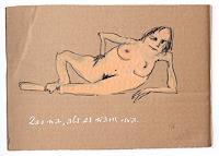 Victor-Koch-Erotic-motifs-Female-nudes-Emotions-Joy-Contemporary-Art-Contemporary-Art