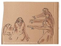 Victor-Koch-People-Group-Emotions-Aggression-Contemporary-Art-Contemporary-Art