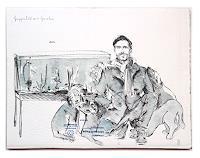 Victor-Koch-People-Men-Miscellaneous-Animals-Contemporary-Art-Contemporary-Art