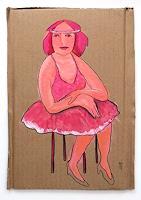 Victor-Koch-People-Women-Miscellaneous-Music-Contemporary-Art-Contemporary-Art