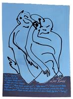 Victor-Koch-People-Couples-Emotions-Aggression-Contemporary-Art-Contemporary-Art