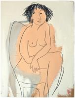 Victor-Koch-People-Women-Erotic-motifs-Female-nudes-Contemporary-Art-Contemporary-Art