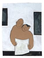 Victor-Koch-People-Couples-Emotions-Joy-Contemporary-Art-Contemporary-Art