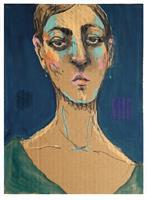 Victor-Koch-People-Women-People-Portraits-Contemporary-Art-Contemporary-Art