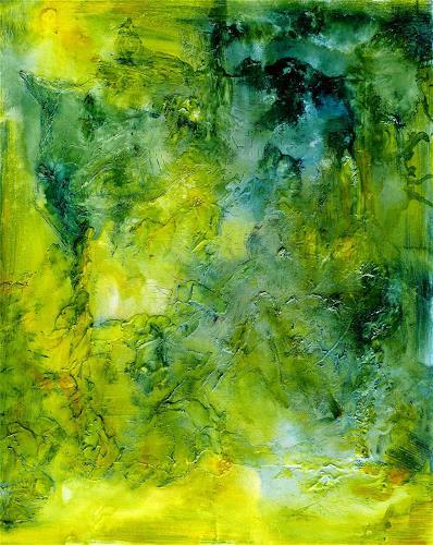 Veronika Ulrich, vision, Abstract art, Fantasy, Abstract Expressionism