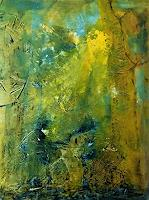 Veronika-Ulrich-Fantasy-Miscellaneous-Landscapes-Modern-Age-Expressionism-Abstract-Expressionism