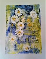 Veronika-Ulrich-Plants-Flowers-Plants-Flowers-Modern-Age-Expressionism-Abstract-Expressionism