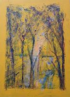 Veronika-Ulrich-Landscapes-Abstract-art-Modern-Age-Expressionism-Abstract-Expressionism