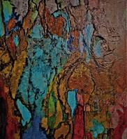 Veronika-Ulrich-Nature-Miscellaneous-Modern-Age-Expressionism-Abstract-Expressionism