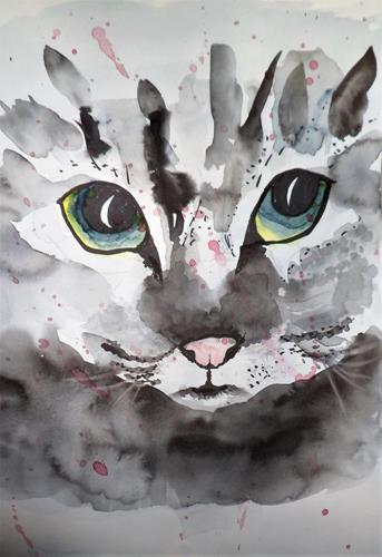 Veronika Ulrich, mein Mariechen, Animals: Land, Expressive Realism