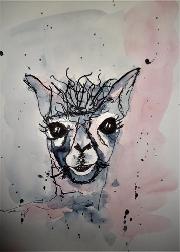 Veronika Ulrich, Guck mal...., Animals: Land, Expressive Realism