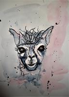 Veronika-Ulrich-Animals-Land-Modern-Age-Expressive-Realism