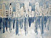 Veronika-Ulrich-People-Group-Situations-Modern-Age-Expressive-Realism