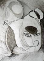 Veronika-Ulrich-Abstract-art-Fantasy-Modern-Age-Abstract-Art