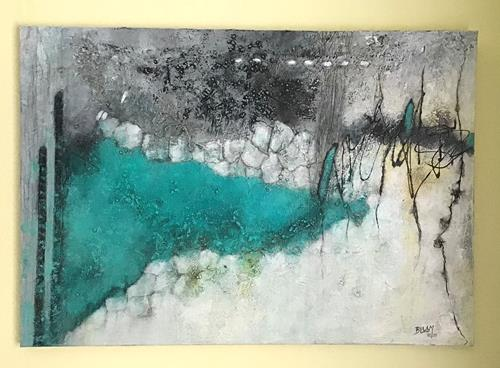 Christine Blum, o.T. 199/1, Abstract art, Abstract Art