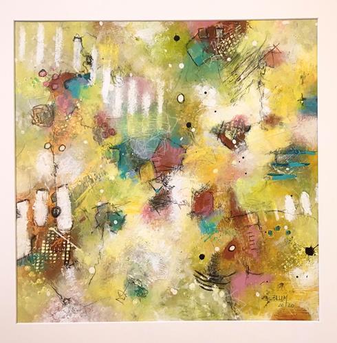 Christine Blum, o.T.246, Abstract art, Abstract Art