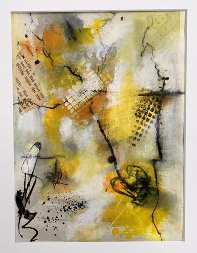 Christine Blum, o.T.247, Abstract art, Abstract Art