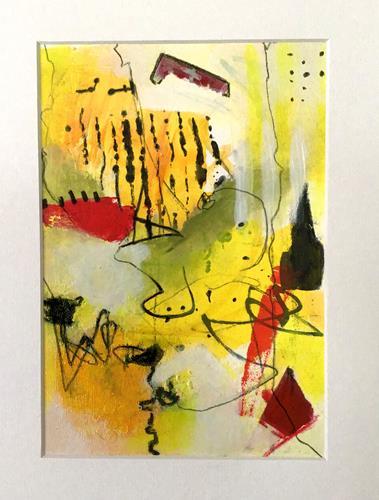 Christine Blum, o.T.250, Abstract art, Abstract Art